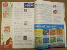 """Unser Kinderbuch """"Jackson Norby"""" in der Märzausgabe der Buchmedia!!!! :-)"""