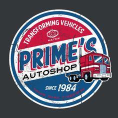 Prime's Autoshop - NeatoShop