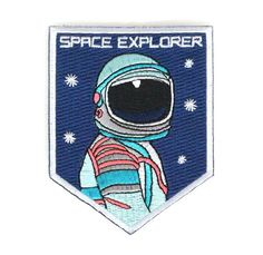 Did you always want to be an astronaut? Do you like outer space? Are you aware that you live in space? Then youre a Space Explorer!! Snag this