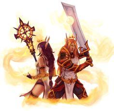 ArtStation - Crusaders, Vulpes Rex