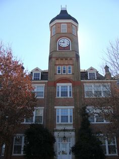 Tower & Clock at Mississippi University for Women (Columbus, Ms. Columbus Mississippi, University Of Mississippi, Mississippi State, Time Stood Still, Old Clocks, Tower Clock, Ms, Google Search