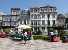 Praça Carlos Alberto-Porto!
