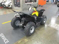 New 2017 Suzuki QuadSport Z90 ATVs For Sale in California. 2017 Suzuki QuadSport Z90, 2017 Suzuki QuadSport Z90 The 2017 Suzuki Z90 is the ideal ATV for young riders to grow skills with. Convenient features like an automatic transmission and electric starter help make this ATV suitable for supervised riders ages 12 and up. An easy-to-set throttle limiter lets adults set the power level appropriately for young riders, and a keyed ignition switch makes sure there s no unauthorized journeys…