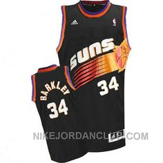http://www.nikejordanclub.com/charles-barkley-phoenix-suns-34-soul-swingman-black-jersey-authentic.html CHARLES BARKLEY PHOENIX SUNS #34 SOUL SWINGMAN BLACK JERSEY AUTHENTIC Only $89.00 , Free Shipping!