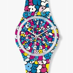 SWATCH WATCH LOVE SONG
