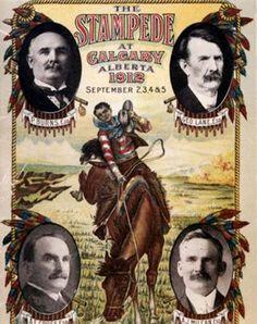 100 Years of the Calgary Stampede - Calgary