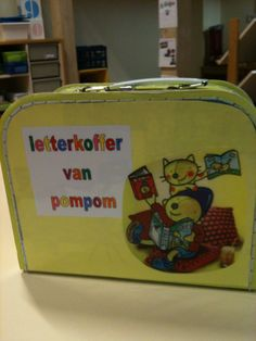 Onze letterkoffer !