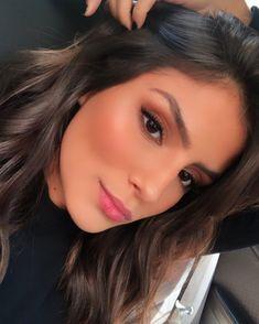 Beste natürliche Make-up-Ideen für Frauen 2019 . Kiss Makeup, Cute Makeup, Glam Makeup, Simple Makeup, Eyeshadow Makeup, Hair Makeup, Eyeliner, Casual Makeup, Baddie Makeup