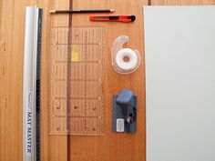 Great, Concise Tutorial - cut your own mat board for picture framing!