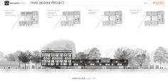 black and white presentation architecture - Google Search