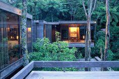 Sang Architects - Break House  http://sangarchitects.co.nz/Brake-House5-from-balcony-Award-Winning.html