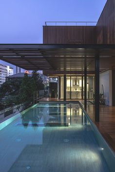 "livingpursuit: "" Joly House by Stu/D/O Architects """