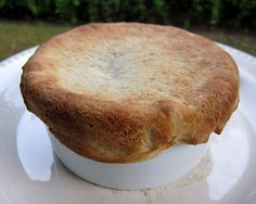 Pizza Pot Pie, inspired by Chicago Pizza and Oven Grinder segment on Food Network