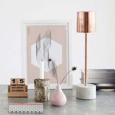 This Week in Design: Rose Gold Accents - The Interior Project