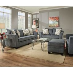 Three Posts Derry Living Room Collection