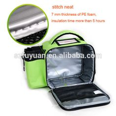 """factory price insulin cooler bag,frozn lunch cooler bag,disposable insulated cooler bag"""