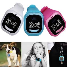 UPro P5 International Version Children Kid Smart Watch GPS Tracker Wifi SIM SOS Call for IOS Android