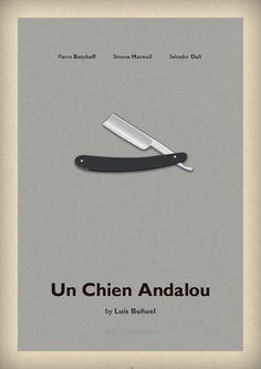 Un Chien Andalou Un film di Luis Buñuel. Con Simone Mareuil, Pierre Batcheff, Luis Buñuel, Salvador Dalí, Robert Hommet. Cortometraggio