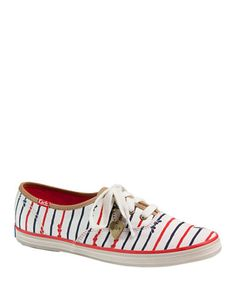 KEDS Taylor Swift Bow Stripe Print - too cute!