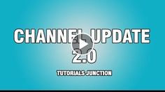 I AM BACK !! Channel update 2.0  http://videotutorials411.com/i-am-back-channel-update-2-0/  #Photoshop #adobe #lightroom #graphicdesign #photography