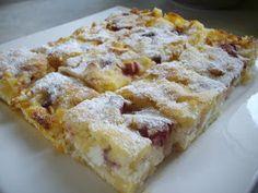 Megfőzlek...: Lusta asszony rétese Banana Bread, French Toast, Pudding, Sweets, Sugar, Snacks, Breakfast, Desserts, Food