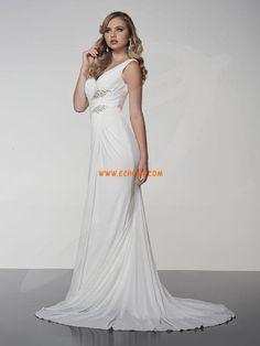 Salle intérieure A-line Eté Robes de mariée 2014