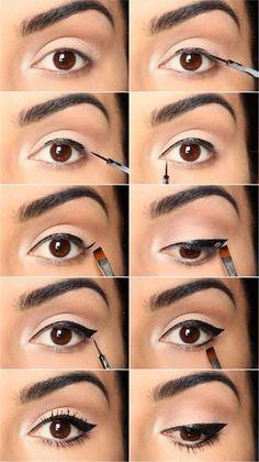 The Easiest Eyeliner Tricks & Tips ~ Calgary, Edmonton, Toronto, Red Deer, Lethbridge, Canada Directory