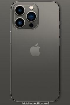 iPhone 13 Pro 2021 Graphite   mobileSpecification8