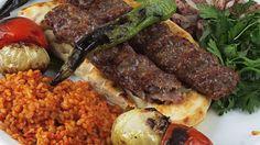 Türkische Kebab - Adana Kebabı   Türkische Gerichte …