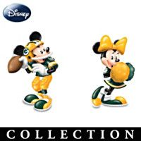 Spice Up The Season Packers Salt & Pepper Shaker Collection $39.98