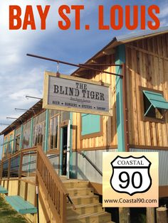 The Blind Tiger opens in Bay St. Louis hard to get in, go early!