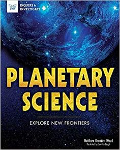 Classroom Guides for Teachers are free tools for educators that provide open-ended, essential questions to encourage students to focus on experiential learning and solving problems through Common Core standards. Science Books, Science For Kids, Science And Technology, Nomad Book, Dwarf Planet, Planetary Science, Experiential Learning, Essential Questions, Citizen Science