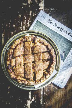 Four & Twenty Blackbirds Salted Caramel & Apple Pie.