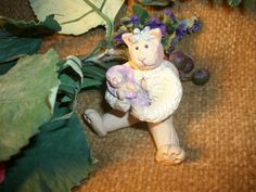 Mother Cat and Baby Kitte... - A Vintage Addiction | Scott's Marketplace
