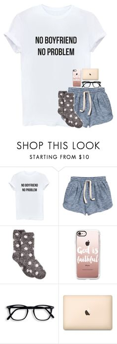 """I'm not ""like a boss"" I am the boss"" by labures on Polyvore featuring H&M, Charter Club and Casetify"
