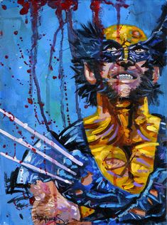 Wolverine - Lawrence Reynolds