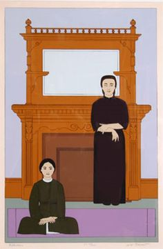 Will Barnet, Reflection available at #gallartcom
