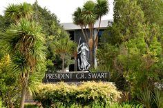 University of the Free State, Bloemfontein Campus, CR Swart building (Photo: Charl Devenish)