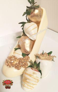 White Chocolate high Heel