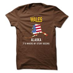 (Tshirt Best Discount) WALES  Its Where My Story Begins  Coupon Today  WALES  Its Where My Story Begins  Tshirt Guys Lady Hodie  SHARE and Get Discount Today Order now before we SELL OUT Today  #tshirt #pinteres #Tshirtamerican #Tshirtjob #Tshirtnam