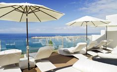 Los Cristianos, Teneriffa Hotel Big Sur www. Tenerife, Big Sur, Canary Islands, Backyard Landscaping, Patio, Boutique, Photo And Video, Landscape, Outdoor Decor