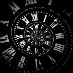 Hypnosis And Fear Of Flying Clock Tattoo Design, Clock Tattoos, Steampunk, Fear Of Flying, Night Circus, Foto Art, Black Heart, Time Art, Time Travel