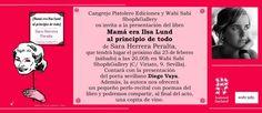 Presentacion de Sara Herrera de su nuevo cuaderno caníbal, editado por Cangrejo Pistolero