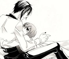 I can't imagine Ciel showing this kind of weakness to Sebastian, but you never know...