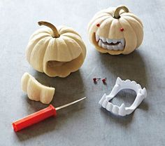 Ideas for pumpkin carving