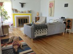 Kevens Rustic Scandinavian Room — Room for Color Contest - Apartment Therapy