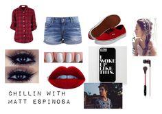 """Chillin with Matt Espinosa"" by sweet-lemonade-348 on Polyvore"