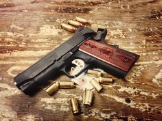 New Springfield Armory Range Officer Compact 45acp. #Springfield #RangeOfficer #pistol