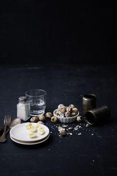 Quail Eggs by Jelito de Leon