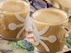 Wake-'Em-Up Coffee Smoothie | mrfood.com